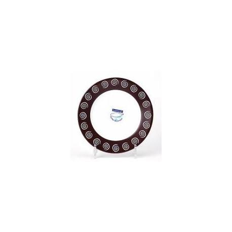 Тарелка глубокая 22,5см Luminarc Sirocco Brown H4886