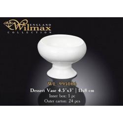 Креманка 8x11см Wilmax WL-995006