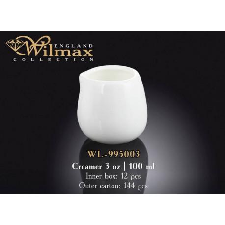Wilmax Молочник 100мл WL-995003
