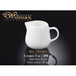 Wilmax Молочник 200мл WL-995005