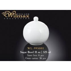 Wilmax Сахарница 325мл WL-995001/1C