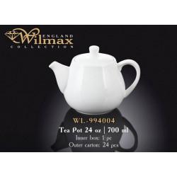 Wilmax Чайник заварочный 700мл WL-994004/1C