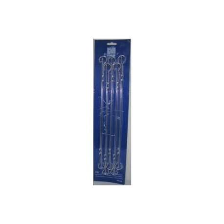 Набор шампуров 10 шт. ( длина 40 см.) BergHOFF