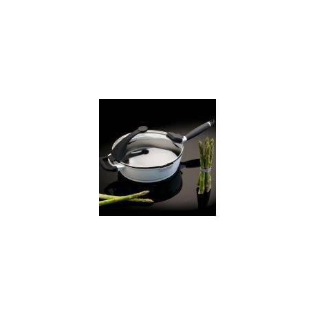 Сотейник BergHOFF Virgo (white) d28 см v4,3 л 2304556