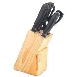 Набор легких ножей 6 пр. в подставке (1307015) BergHOFF