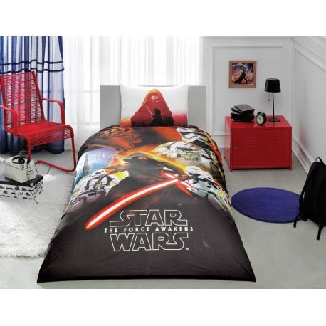 Постельное белье 160х220 подростковое Tac Disney - Star Wars Movie