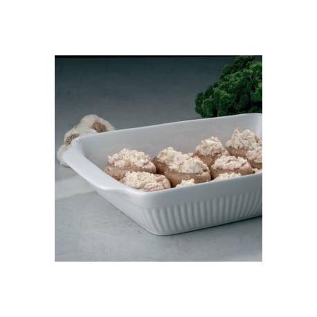 Прямоугольная форма для выпечки ( 29х18х5) Bianco  1691008