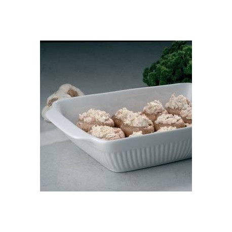 Прямоугольная форма для выпечки (42х25,5х7,5) Bianco 1691022