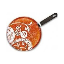 Сковорода блинная 23cм Orange Granchio 88269