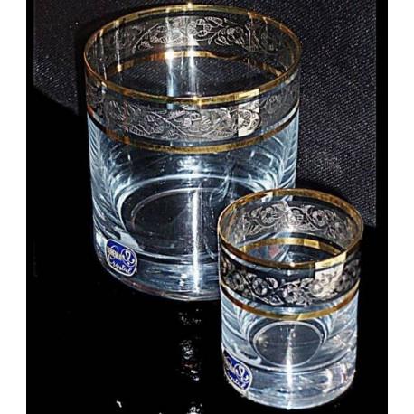 Набор бокалов 12 предметов Bohemia Barline (43249)