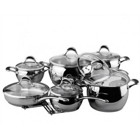 Набор посуды 14пр Stella Vinzer 89020