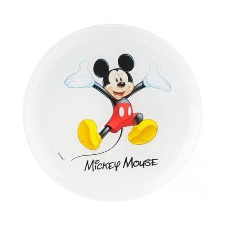 Luminarc Disney Mickey Colors Тарелка десертная круглая 20см g9172