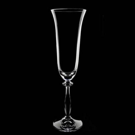 Бокалы для шампанского Bohemia Angela 190 мл -2 шт