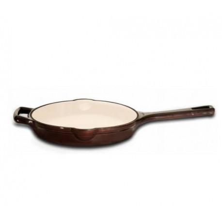 Сковорода чугунная без крышки BergHOFF Neo Cast Iron d30 см v2,2 л 3502654