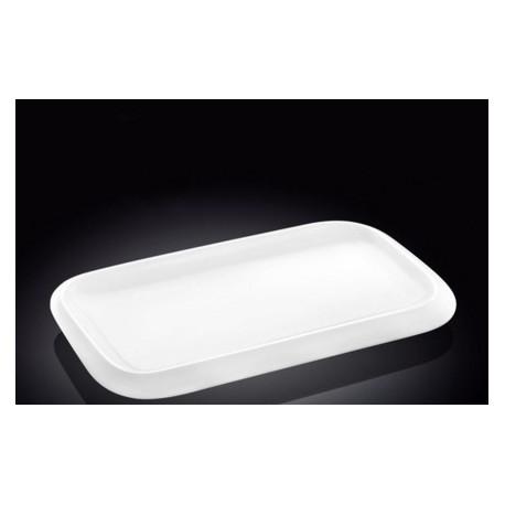 Блюдо прямоугольное  Wilmax 25,5х15см WL-992660