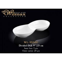 Wilmax Менажница фигурная 23см WL-992487