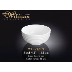 Салатник круглый 11,5см Wilmax WL-992371