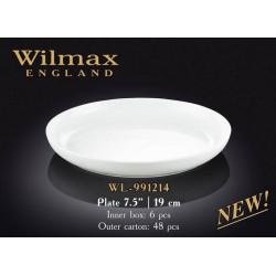 Тарелка десертная 19см Wilmax WL-991214