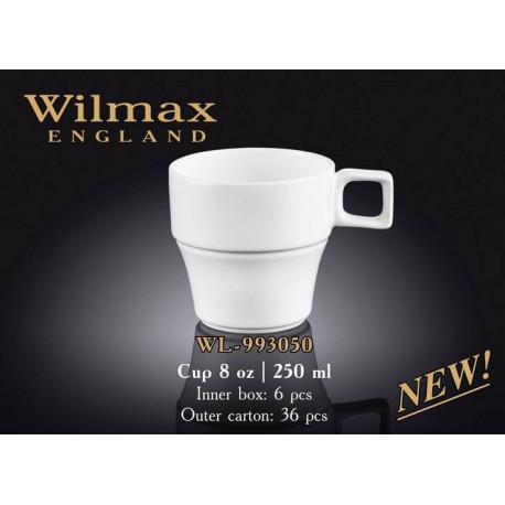 Чашка чайна 250мл Wilmax  WL-993050