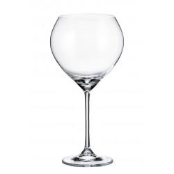 Бокалы для вина Bohemia Carduelis (Cecilia) 640мл - 6шт