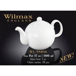 Wilmax Чайник заварочный 1100мл.Color WL-994016/1C