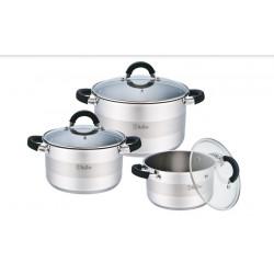 Набор посуды 6пр Bollire BR-4002