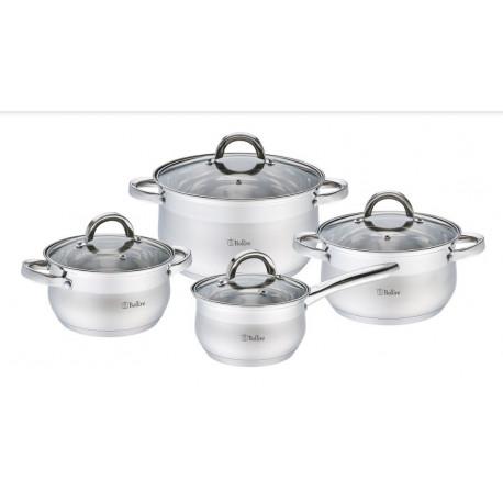 Набор посуды 8пр Bollire BR-4008