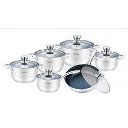 Набор посуды 12пр Bollire BR-4006
