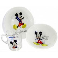 Набор 3пр Luminarc Disney Mickey Colors L2124