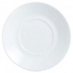 Блюдце 14см Luminarc Empilable White 01526
