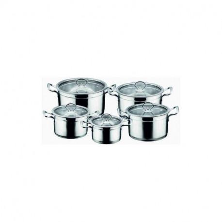 Набор посуды 10пр Empire 5004