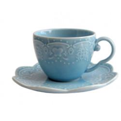 Набор чайный 2 пр Astera Paradise Blue A0530-RS05B
