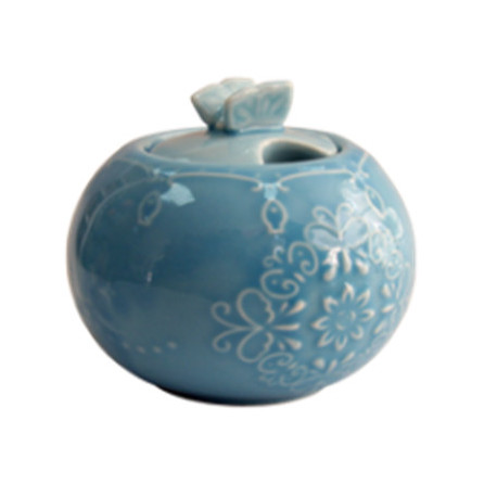 Набор (сахарница+молочник)-2 пр Astera Paradise Blue A05220-RS03SB