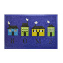 Коврик придверный Italyan Format 40х68 IzziHome My home mavi