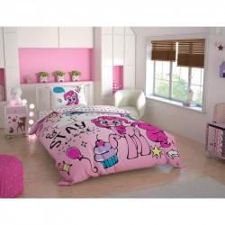 Постельное белье 160х220 подростковое Tac Disney - Little Pony Sweet (Dreams)
