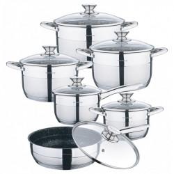 Набор посуды 12пр Klausberg KB7364