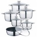 Набор посуды 12пр Klausberg KB7244