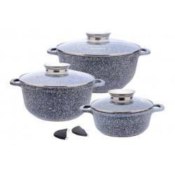 Набор посуды 8пр Klausberg KB7324