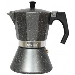 Кофеварка гейзерная 9 чашек KingHoff KH1251
