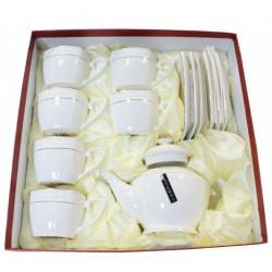 Сервиз чайный 13пр Снежная королева PT0442-A