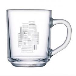 Кружка 250мл Arcopal Cubic P0846