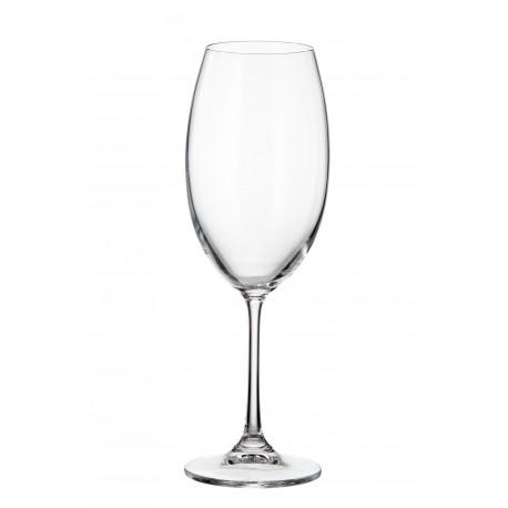 Набор бокалов для вина 400мл 6шт Bohemia Barbara (Milvus) 1SD22 /400