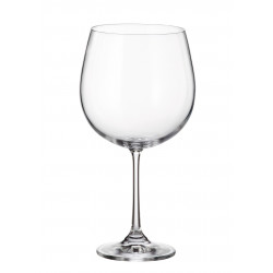 Набор бокалов для вина 670мл 6шт Bohemia Barbara (Milvus) 1SD22 /670