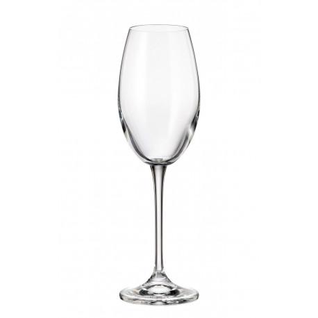 Бокалы для вина 300мл 6шт Bohemia Fulica 1SF86 00000 300