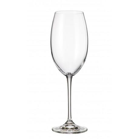 Бокалы для вина 400мл 6шт Bohemia Fulica 1SF86 00000 400