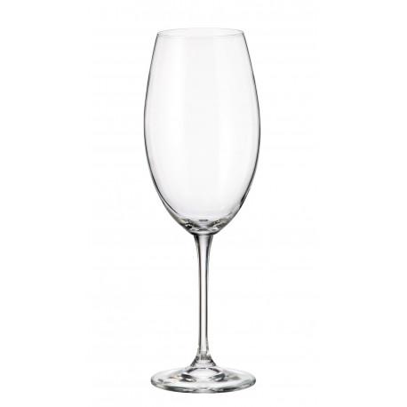Бокалы для вина 630мл 6шт Bohemia Fulica 1SF86 00000 630