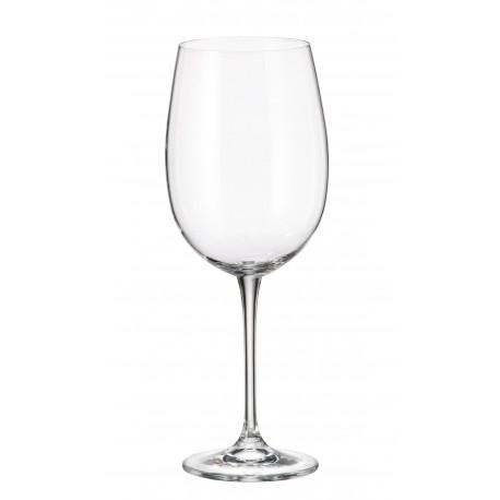 Бокалы для вина 640мл 6шт Bohemia Fulica 1SF86 00000 640