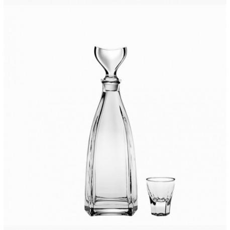 Набор для водки Bohemia Flair 7 предметов