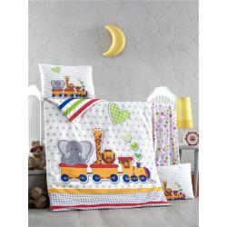 Постельное белье для младенцев LightHouse Madagaskar
