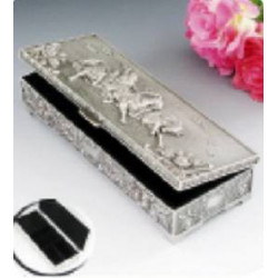 Lessner Silver Collection Шкатулка 23х9,5х5,5см 99100